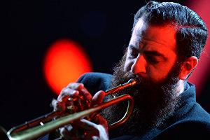 Participant of Yakov Okun's International Jazz Quintet