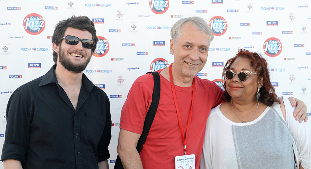 Asaf Yuria, Yevgeny Ryaboy and Ada Dyer